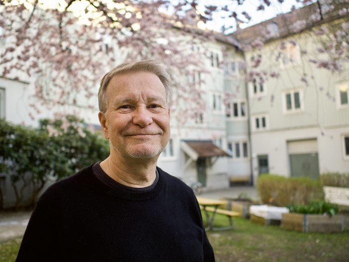 Ronny Bengtsson, bostadsaktivist