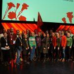 Kongressdelegationen från Göteborg 2018