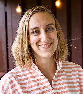 Porträttbild på Elisabeth Nilsson som är ny medlem