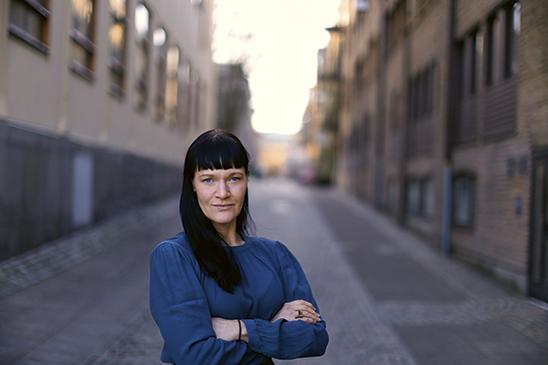 Jenny Broman, kommunalråd.