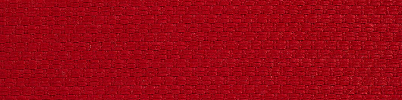 bild på en röd bakgrund